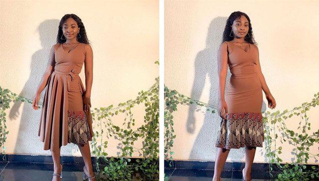 Гениальные платья-трансформеры от Ойинды Акинфенва