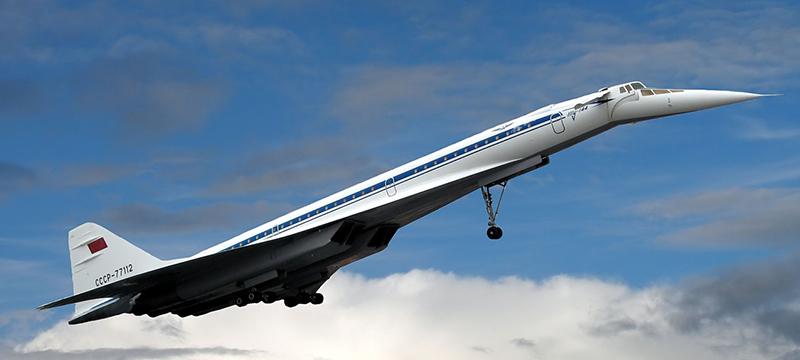 Возрождение Ту-144 – самолет…