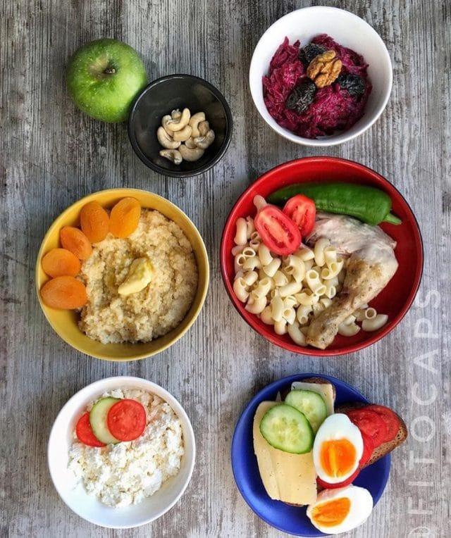Варианты Правильного Завтрака При Похудении.