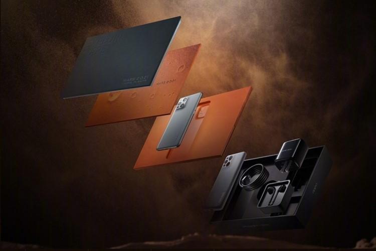 Oppo представила марсианскую версию флагманского смартфона Find X3 Pro новости,смартфон,статья