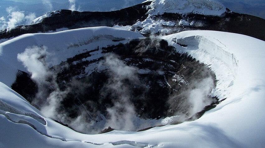 Вулкан в Антарктиде открыл п…