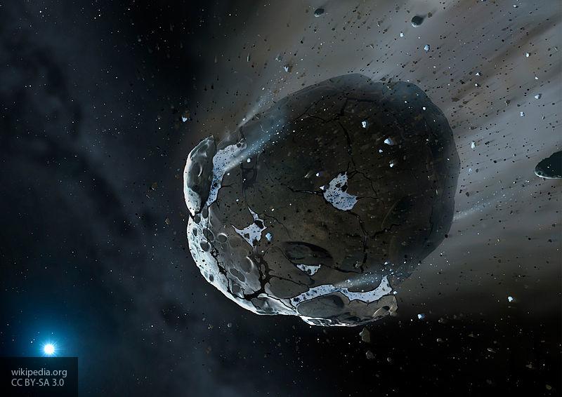 Повышенная активность астеро…