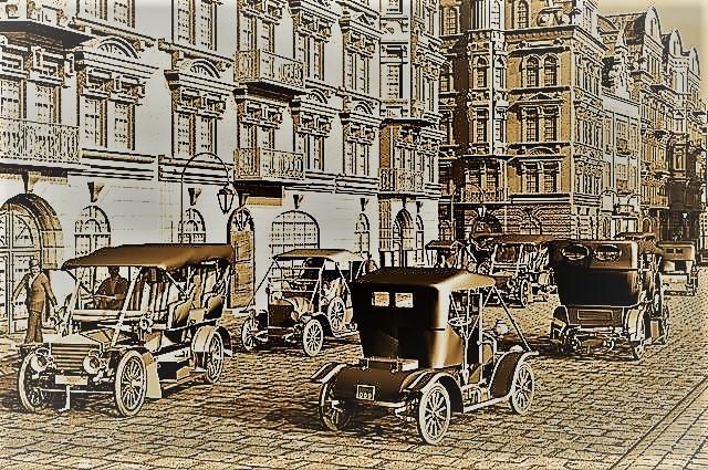 Нарушение правил парковки авто, история, пдд