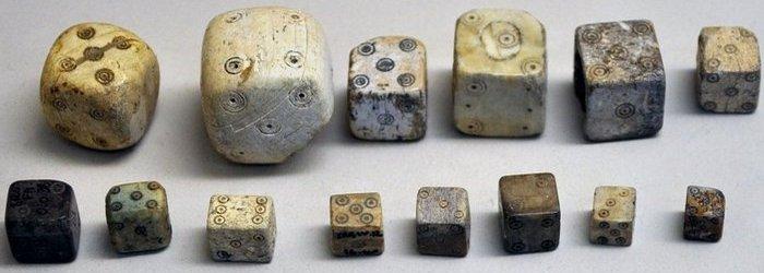 История игральных костей