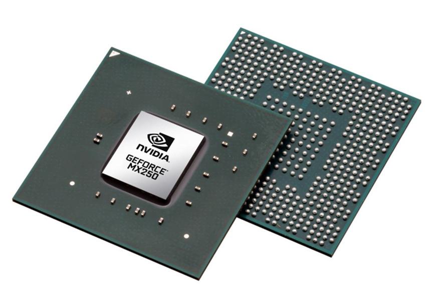 Видеокарта GeForce MX250 в н…