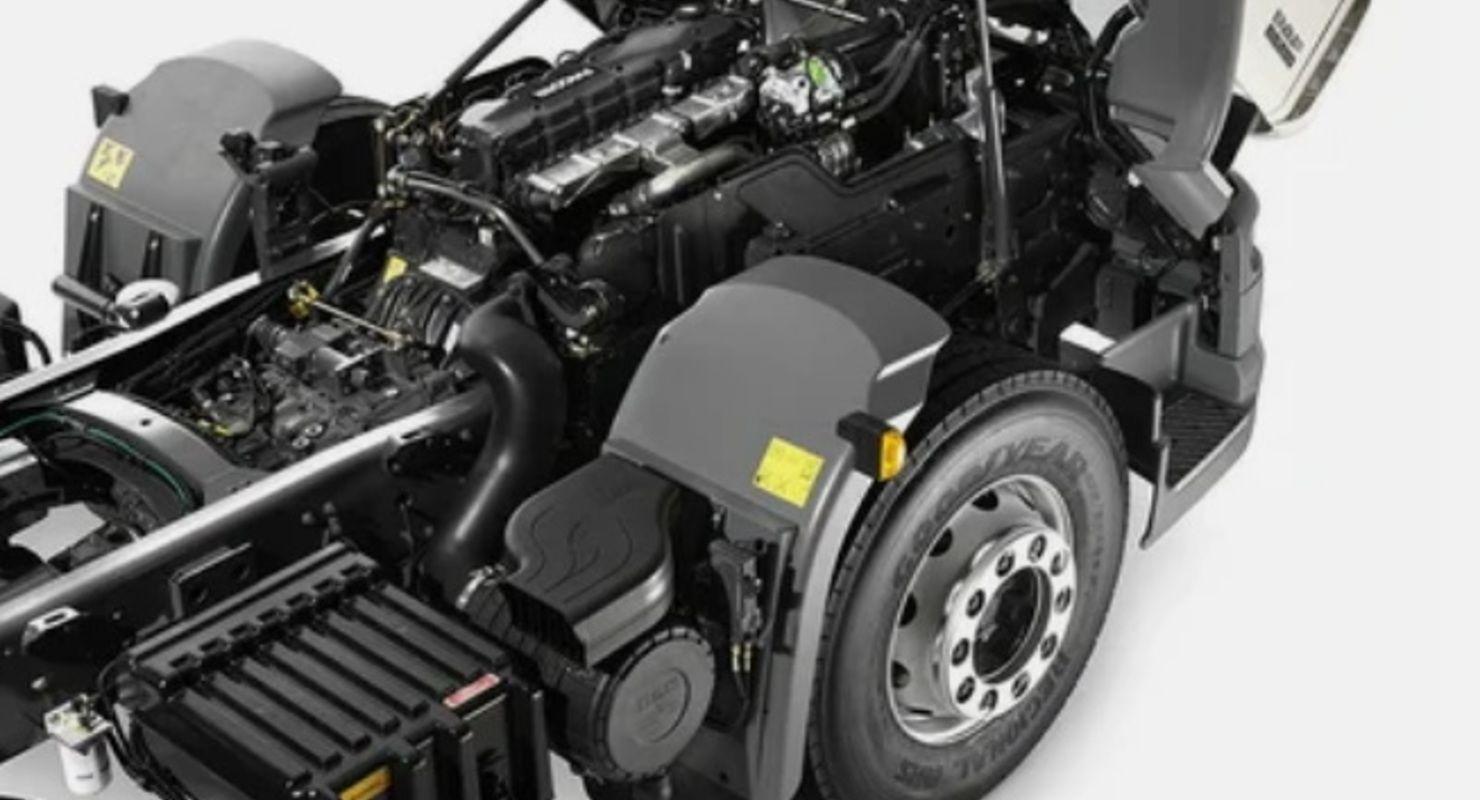 Ведущие производители грузовиков откажутся от ДВС Автомобили