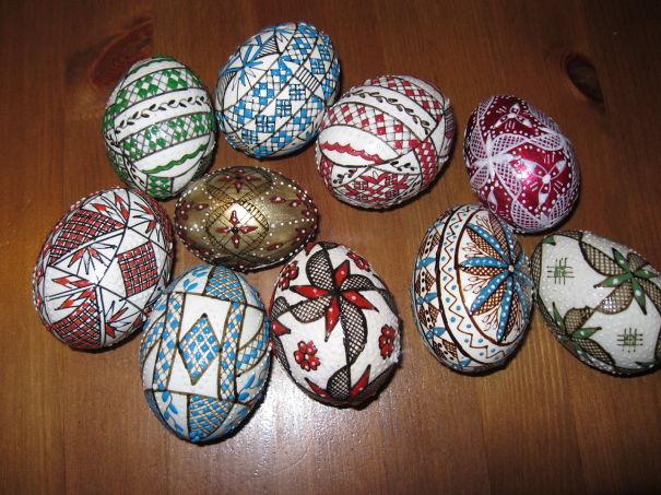 Творческие, необычные и интересные идеи украшения пасхального яйца