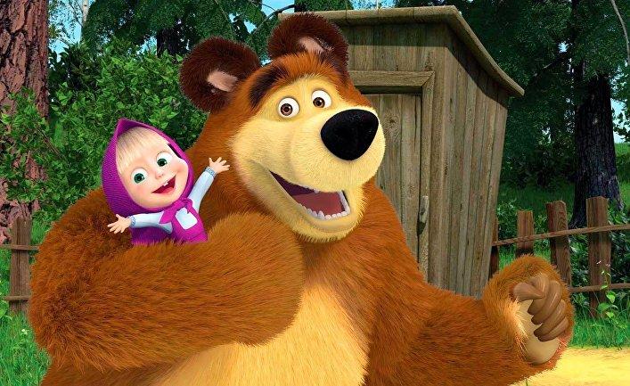 "Попадет ли ""Маша и медведь"" под санкции?"