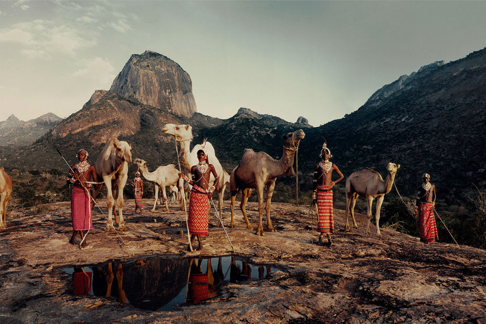 20 фотографий племен, отрезанных от мира интересное