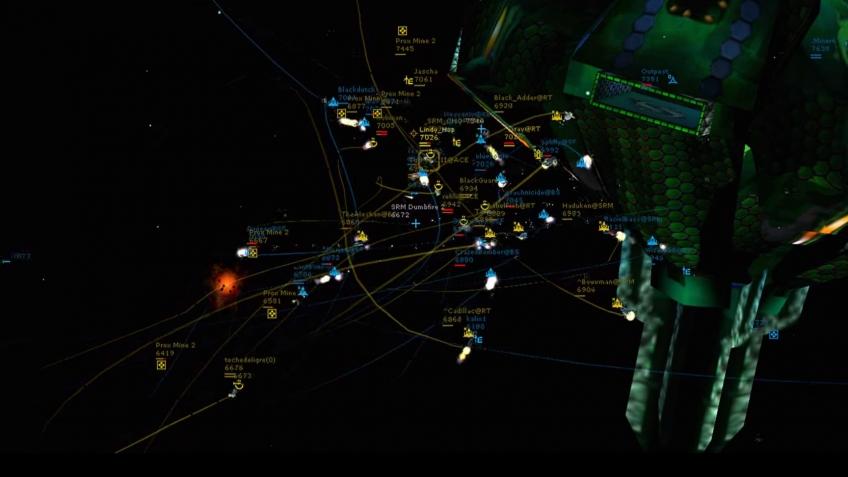 Microsoft Allegiance вышла в Steam через 17 лет после релиза