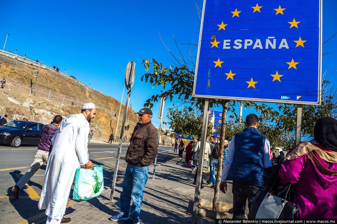 Сеута: Испанская колония в Марокко