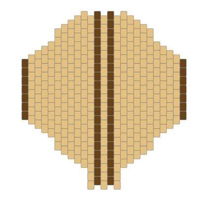 Как плести жгут из бисера. Схемы плетения и пошаговый мастер-класс (13) (400x435, 78Kb)