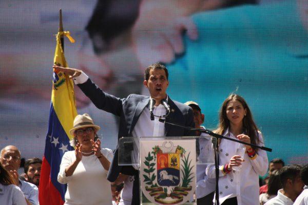 «Это будет последней ошибкой Мадуро»: Гуайдо пригрозил властям Венесуэлы «карой» в случае его ареста