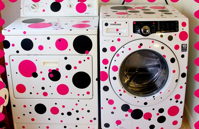 Секс видео дубль на стиральной машине