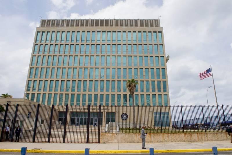 Эхо кубинского инцидента: Пентагон планирует вооружиться датчиками радиочастотного оружия оружие