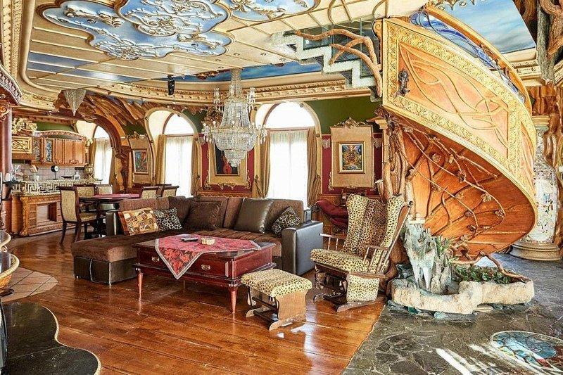 3. Апартаменты в Македонии в стиле Сальвадора Дали и Гауди - 43 доллара за ночь Airbnb, аренда жилья, жилье, подборка, путешествия, разные страны, туризм, фото