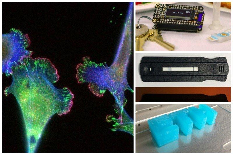 Фантастические разработки ученых, которые поражают воображение медицина, наука, разработки, роботы, техника