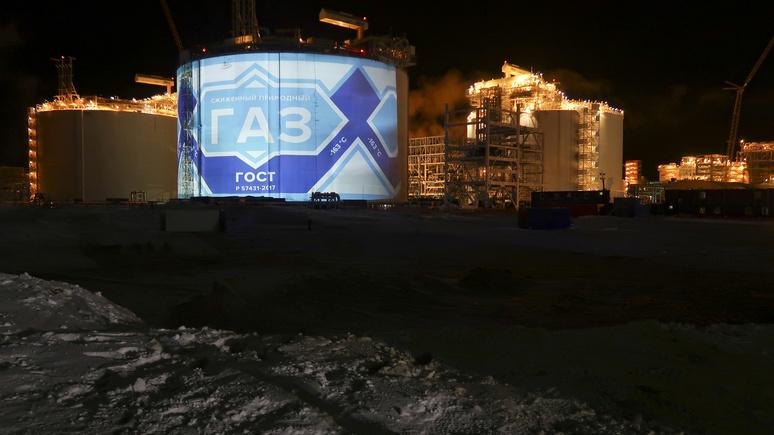 Россия делает газовую ставку…