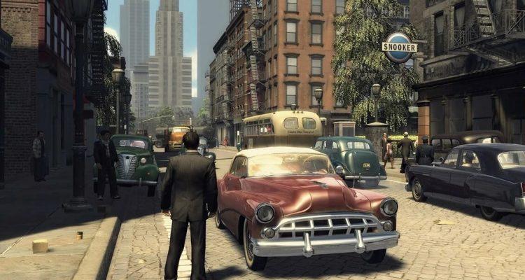 Как изменится город в Mafia: Definitive Edition action,adventures,arcade,pc,ps,Аркады,Игры,Приключения,Стрелялки,Шутеры