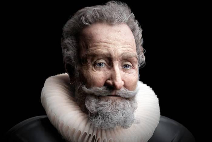 Реконструкция внешнего вида Генриха IV, проведенная группой исследователей его головы