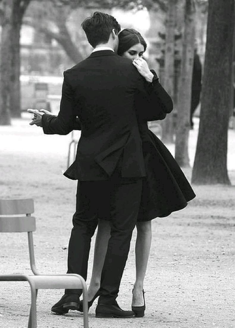 Любовь мужчины – это место его отдыха