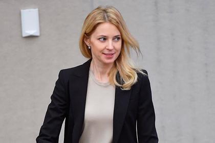 Поклонская заявила о готовности стать послом России на Украине Россия