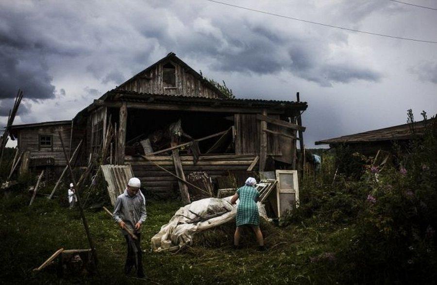 как живут люди в деревнях россии фото приобретением лицензии программу