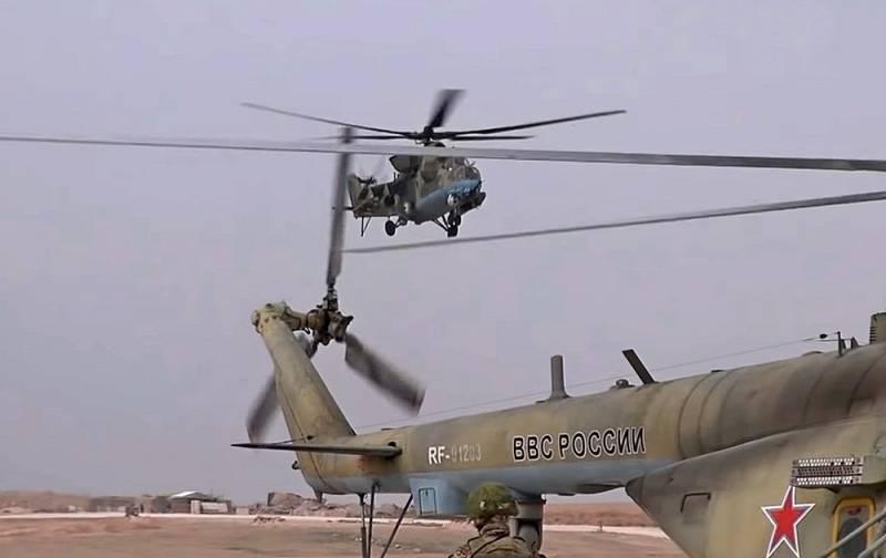 Россия обзаведется крупной военной базой в центральной Сирии Новости