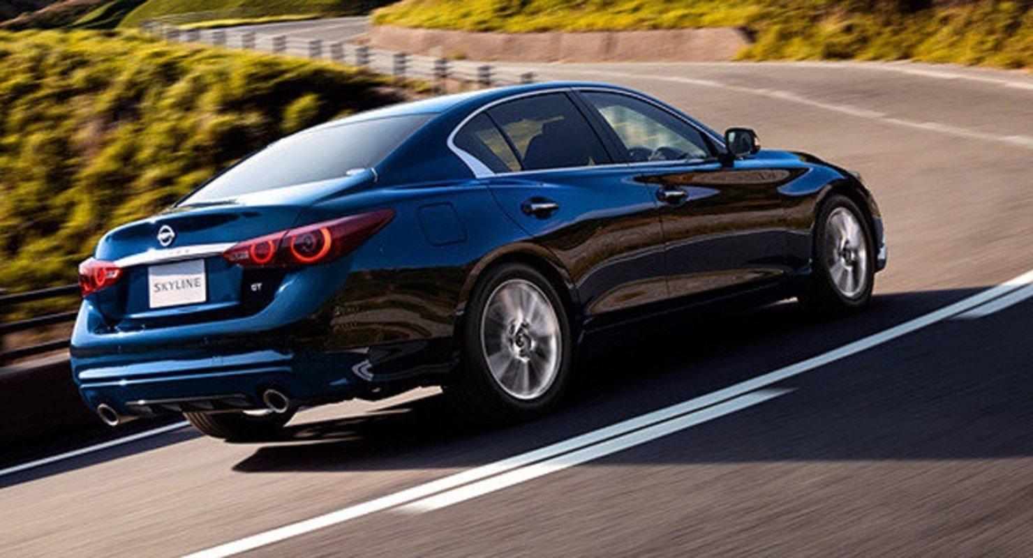Ford зарегистрировал новое торговое название Skyline Автомобили