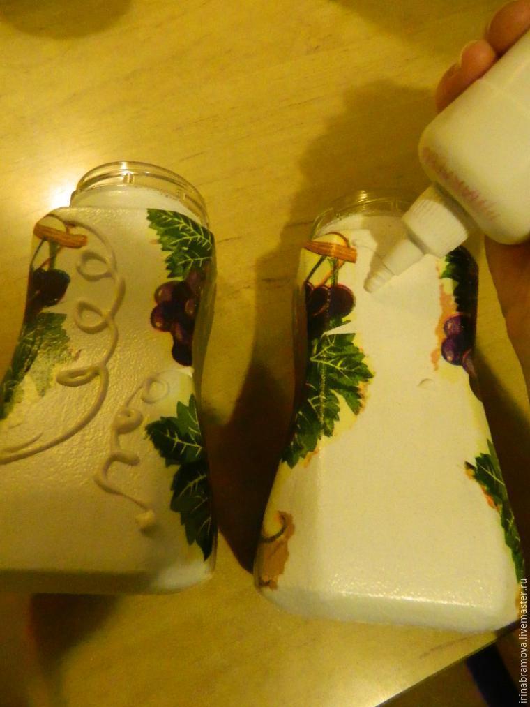 Когда б вы знали, из какого сора или презенты впрок - декорируем баночки