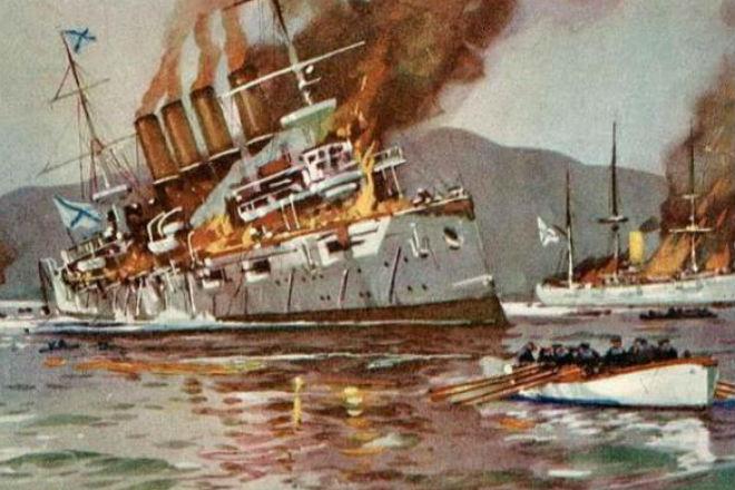 Наш гордый Варяг: американский корабль, который служил японцам