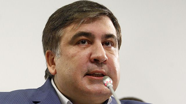 """""""Обгадившийся пассажир"""" Саакашвили заявил, что он не """"агент Кремля"""""""
