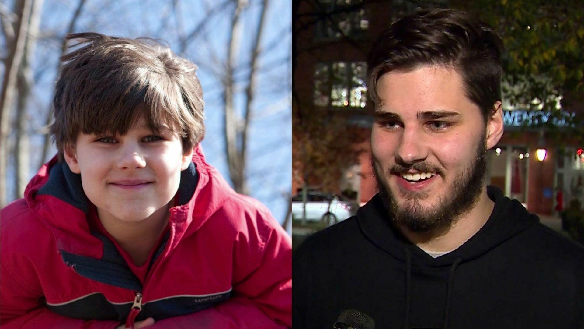 Как Макс Вреденбург изменился за 9 лет
