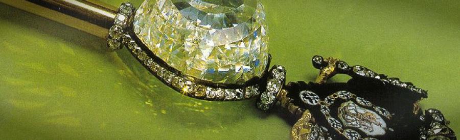 Старинные ювелирные изделия России — XVIII век. Часть 2