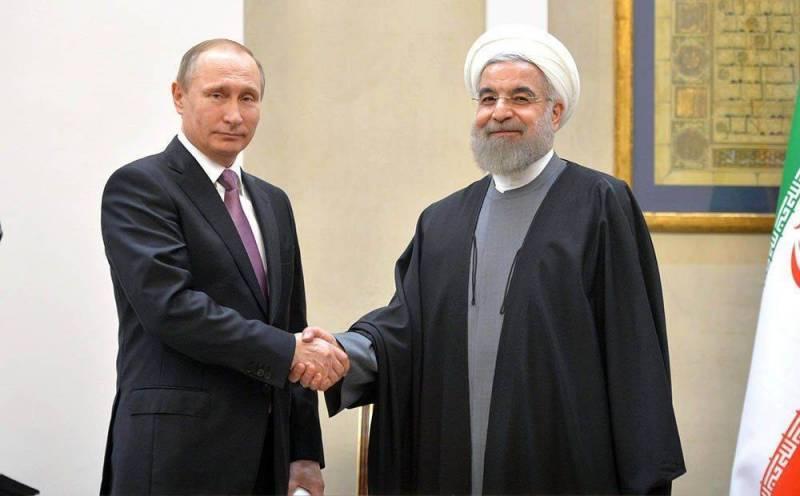 «Демонстрация грубой силы»: Россия отправляет корабли к берегам Ирана