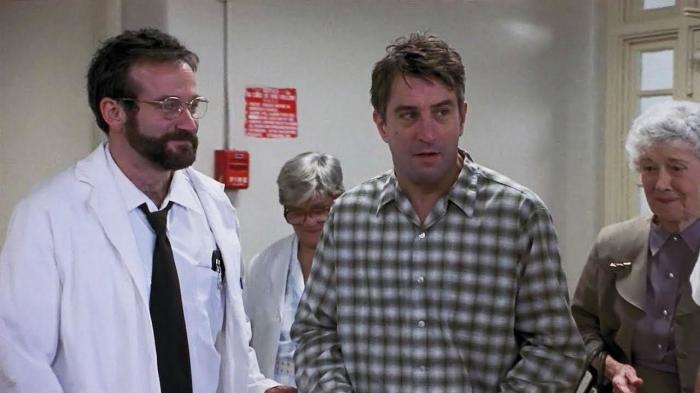 Кадр из фильма «Пробуждение». / Фото: www.world-art.ru