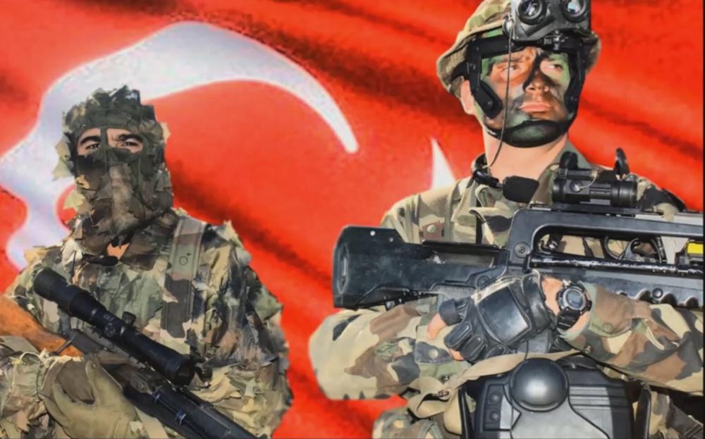 Бойня в Сирии: турецкие воен…