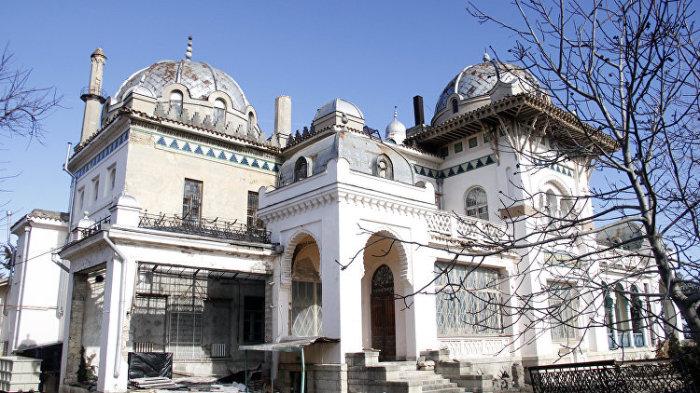 Сейчас дворец выглядит очень красиво. /Фото:crimea.ria.ru