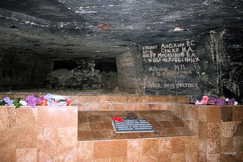 мемориал в аджимушкае фото ремонт