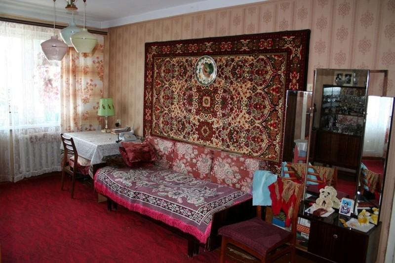 Ковер — символ достатка советской семьи СССР, быт, юмор