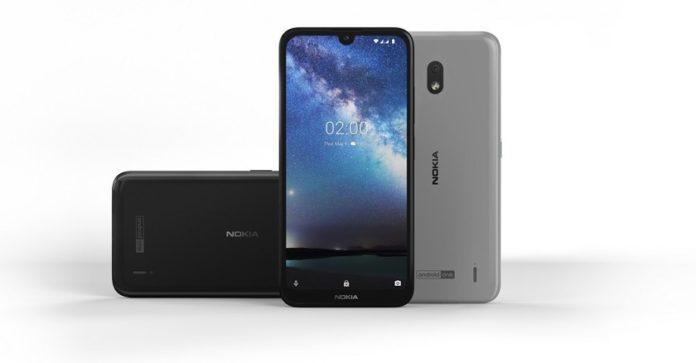Стартовали российские продажи смартфона Nokia 2.2 всего за 6 990 руб. новости,смартфон,статья