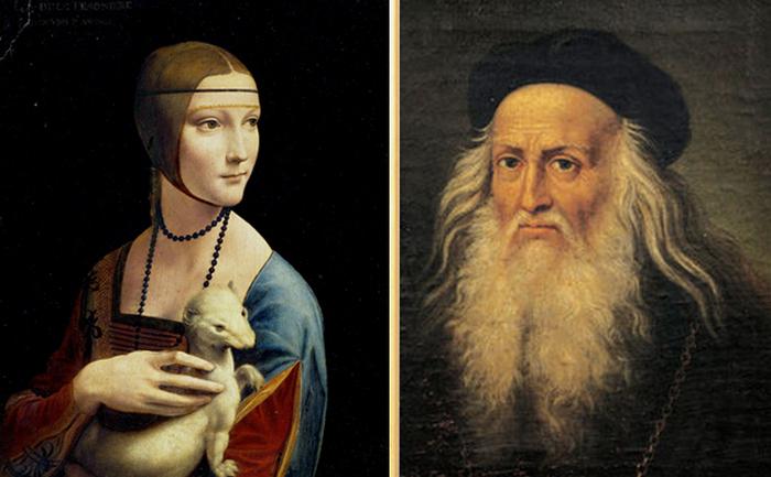 Тайны «Дамы с горностаем»: Что скрывает милый зверёк на картине Леонардо да Винчи