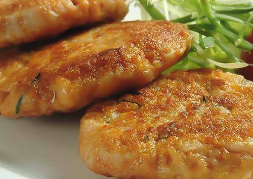 Рубленные котлеты из куриной грудки: варианты сочных и мягких биточков блюда из курицы,котлеты,мясные блюда,рецепты
