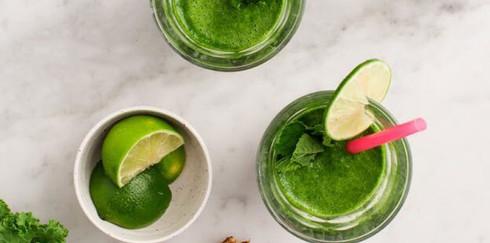 «Зеленый мохито»: Напиток дл…