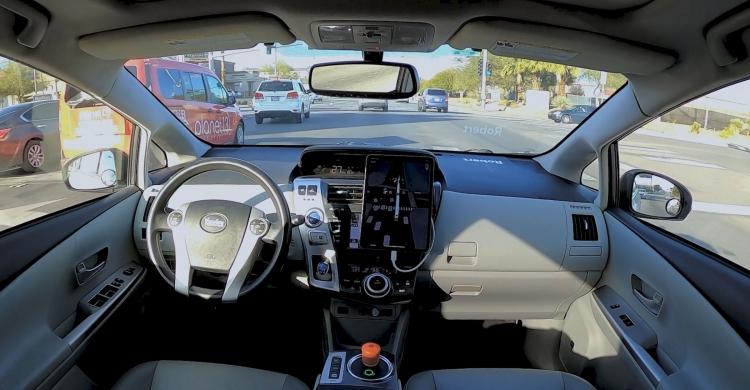 Робомобили «Яндекса» снова блистали на CES в Лас-Вегасе