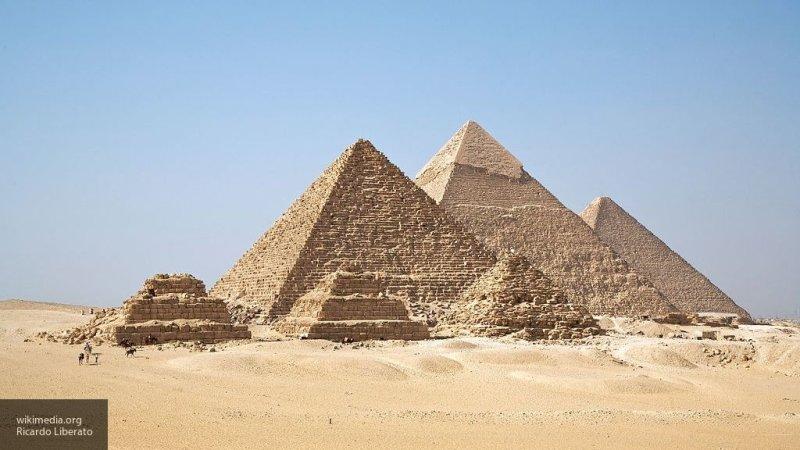 Ученые рассказали о гигантском росте египетского фараона Са-Нахта