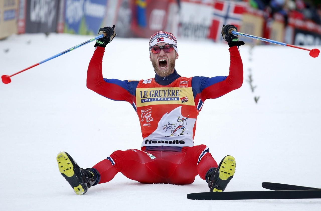 Эксперты не выявили нарушений кодекса WADA со стороны норвежских лыжников