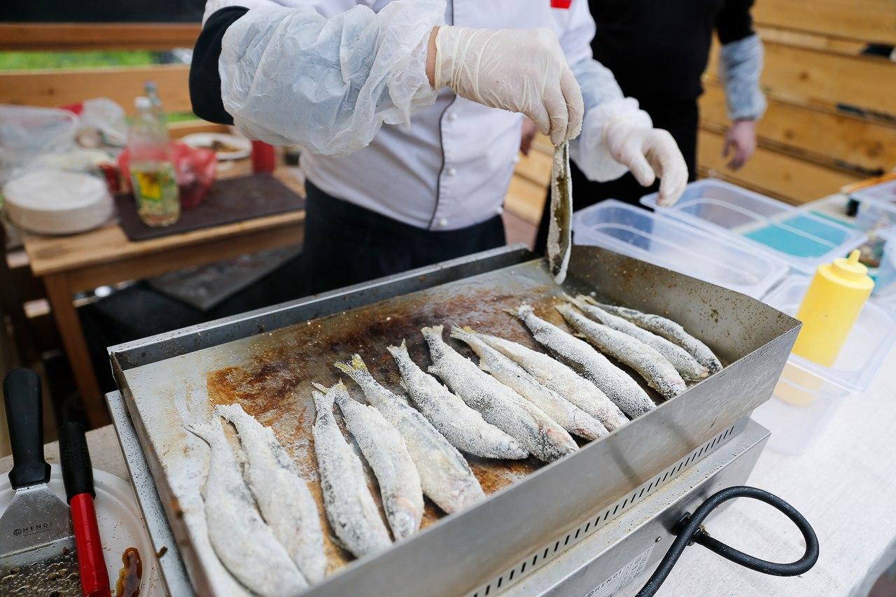 Kaliningrad Street Food отправится в Вильнюс