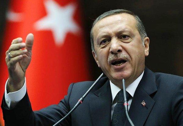 Эрдоган заявил, что США угрожают Турции