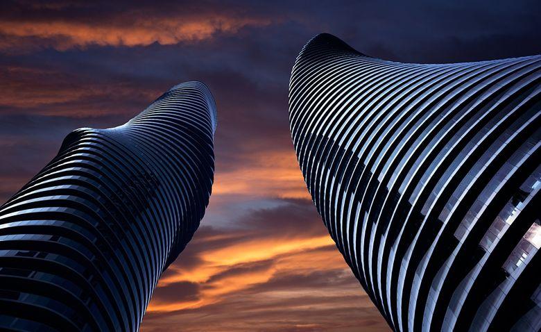 Удивительные архитектурные фотографии Ролана Шайнидзе